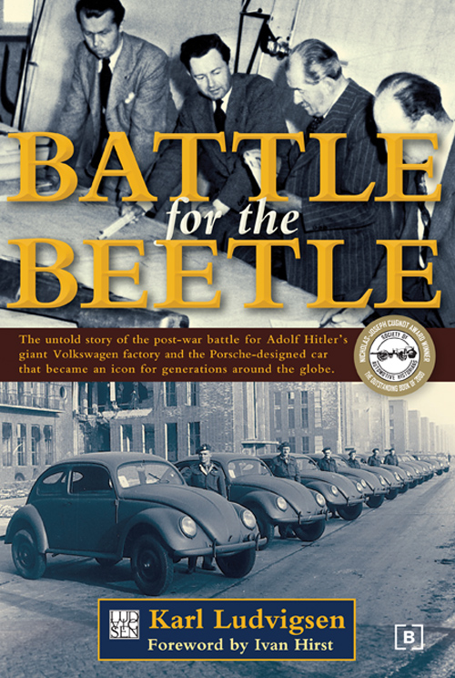 Battle for the Beetle - front cover
